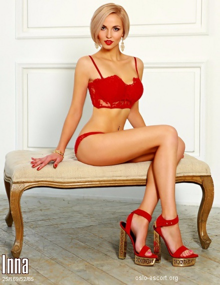Inna, 25 years old Russian escort in Oslo