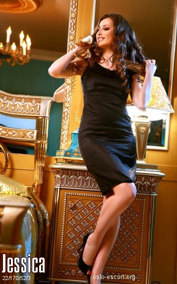 Jessica, Russian escort in Oslo who offers company