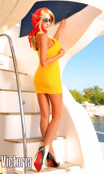 Victoria, Russian escort in Oslo who offers dates