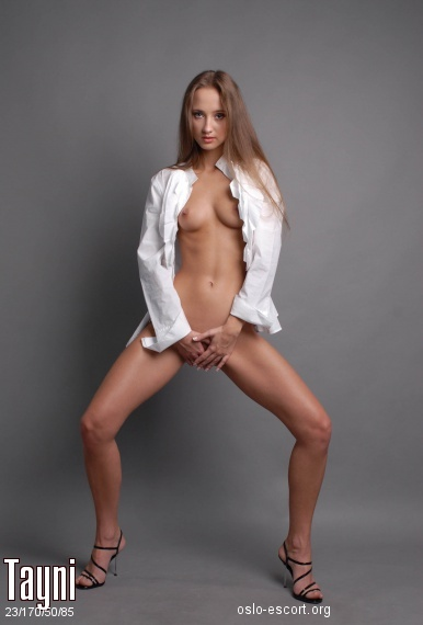 Tayni, Russian escort in Oslo who offers girlfriend experience