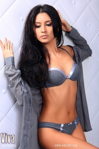 Viva, Russian escort in Oslo who offers dates