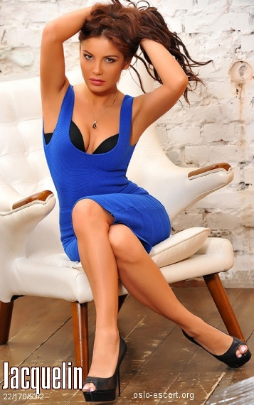 Jacquelin, Russian escort in Oslo who offers massages