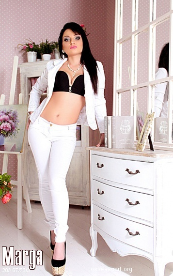 Marga, Russian escort in Oslo who offers 69